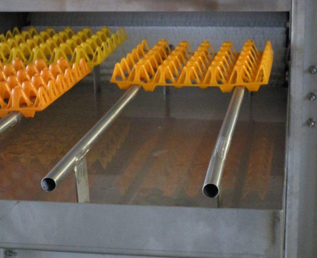 Hoeckerwaschmaschine