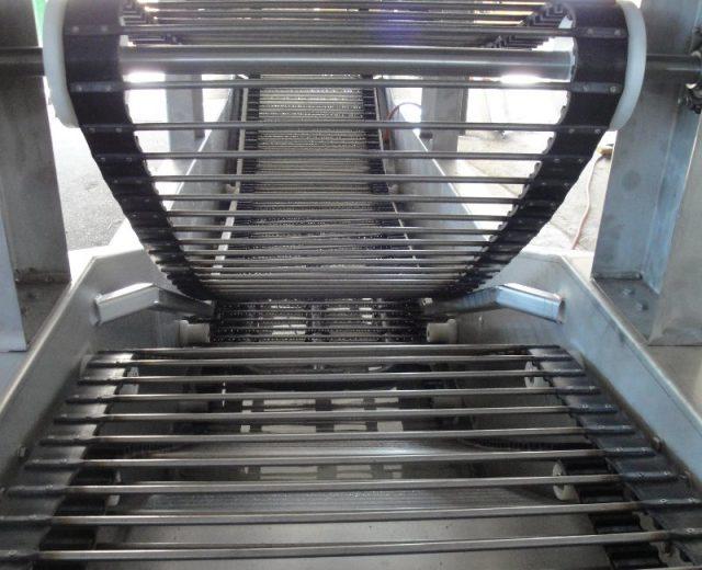 Salatwaschmaschine - Tauchbecken