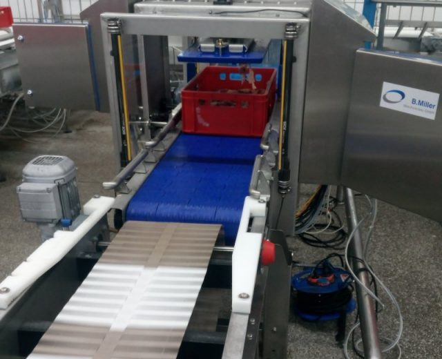 Fleisch-Press-Maschine