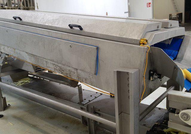 Maiswaschmaschine von B.Miller Maschinenbau GmbH