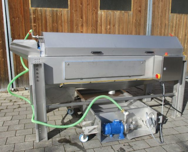 Melonenwaschmaschine